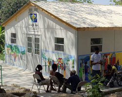 Rehab Clinic Opens in Haiti